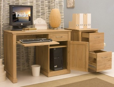Assembled  office and home office furniture - desks, cabinets,filing cabinets,book cases