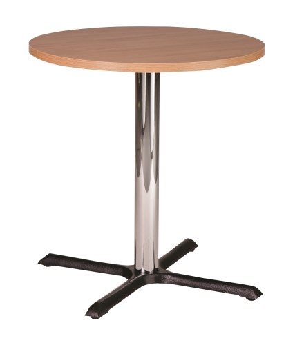 Table bases and dining kitchen tables - next day - next day- chrome, stainless steel brushed, wood, satin, cast iron black bases and tables